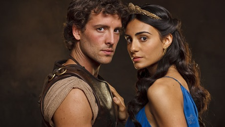 Atlantis is the biggest new Saturday night drama series launch across all channels since 2006, even up on the launch of hit show Merlin. Across the first three episodes ...